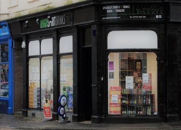 Thumbnail Retail premises for sale in Rothesay, Argyll And Bute