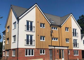 Thumbnail 1 bedroom flat for sale in Plot 6047 Badbury Park, Swindon, Wiltshire