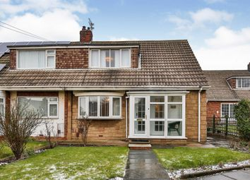 Thumbnail 3 bed semi-detached house for sale in Bolton Grove, Seaton Carew, Hartlepool