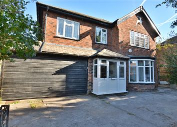 Thumbnail 6 bed detached house for sale in Sandhill Oval, Alwoodley, Leeds