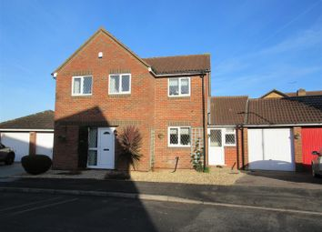 Thumbnail 4 bed detached house for sale in Broom Way, Narborough, Leicester