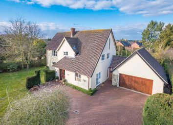 Thumbnail 5 bed detached house for sale in The Street, Barnham, Thetford