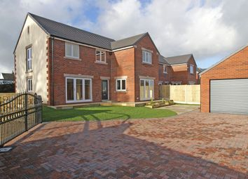 4 bed detached house for sale in Top Farm, Main Road, Stretton, Derbyshire DE55