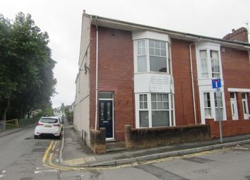 Thumbnail 1 bed flat to rent in First Floor Flat, Cory Street, Sketty, Swansea.