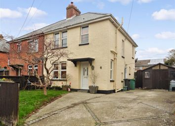 Thumbnail 3 bed semi-detached house for sale in Colwell Lane, Freshwater, Isle Of Wight