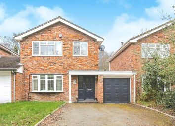 Thumbnail 3 bed detached house for sale in Osprey Drive, Wilmslow, Cheshire, .
