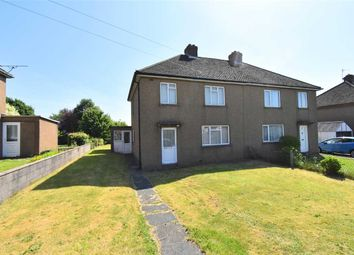 Thumbnail 3 bed semi-detached house for sale in Mathern Way, Bulwark, Chepstow