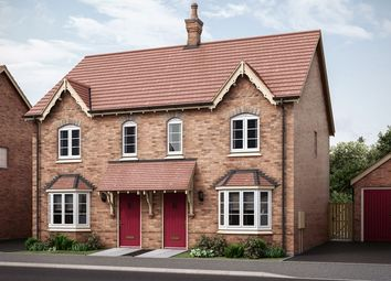 Thumbnail 3 bed semi-detached house for sale in The Carnel, Off Dukes Meadow Drive, Banbury Oxfordshire