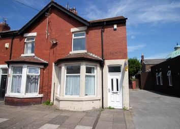 2 bed end terrace house for sale in Belmont Road, Fleetwood, Lancashire FY7