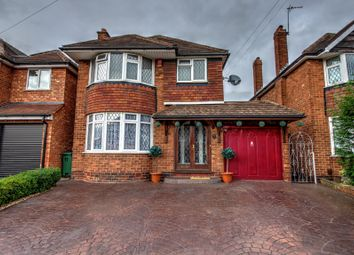 Thumbnail 3 bedroom detached house for sale in Lodge Road, Pelsall, Walsall