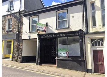 Thumbnail Retail premises for sale in 7 & 7A Fore Street, Northam, Bideford, Devon