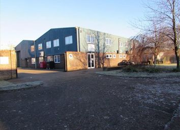 Thumbnail Light industrial for sale in 27 Hurricane Way, Airport Industrial Estate, Norwich