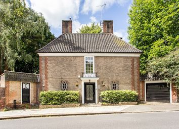 Thumbnail 4 bed detached house to rent in Akenside Road, London