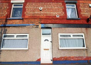 Thumbnail 3 bed terraced house for sale in Laird Street, Birkenhead, Merseyside