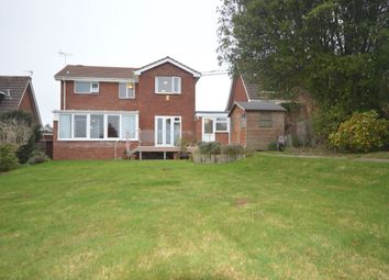 Thumbnail 4 bedroom detached house to rent in Buckingham Close, Exmouth
