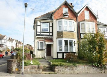 Thumbnail 1 bedroom flat for sale in Amherst Road, Bexhill-On-Sea