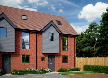 Thumbnail 4 bedroom semi-detached house for sale in 6 Francis Close, Thatcham, Berkshire