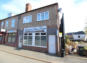 Thumbnail 1 bed flat to rent in Granby Street, Ilkeston