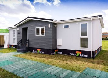 Thumbnail 3 bed mobile/park home for sale in St. Merryn, Padstow