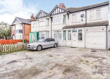 Thumbnail 4 bed semi-detached house for sale in Narborough Road South, Braunstone Town, Leicester, Leicestershire