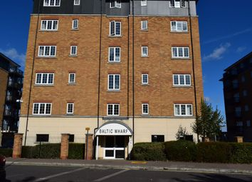 Thumbnail 2 bedroom flat for sale in Baltic Wharf, Gravesend
