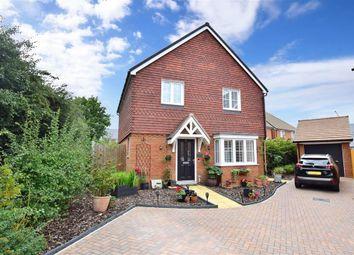 4 bed detached house for sale in Kennards Road, Coxheath, Maidstone, Kent ME17