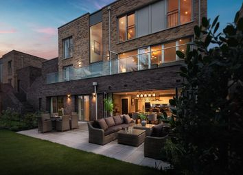 "Thumbnail 4 bed detached house for sale in ""Chestnut House"" at The Ridgeway, Mill Hill, London"