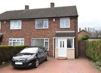 Thumbnail 3 bed semi-detached house for sale in Coronation Avenue, Alvaston, Derby