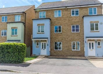 Thumbnail 4 bed semi-detached house for sale in Girton, Cambridge