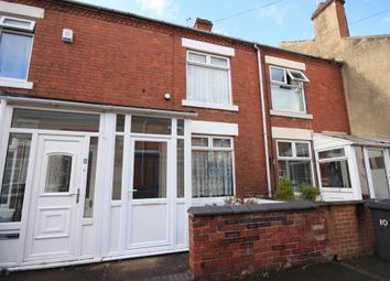 2 bed terraced house for sale in Mellard Street, Audley, Stoke-On-Trent ST7