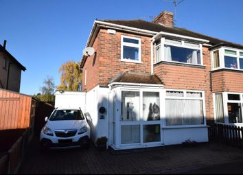 Thumbnail 3 bedroom semi-detached house for sale in Field Lane, Alvaston, Derby