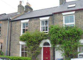 Thumbnail 3 bed property to rent in Gwydir Street, Cambridge