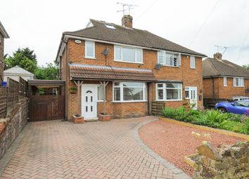 3 bed semi-detached house for sale in Orchards Way, Walton, Chesterfield S40