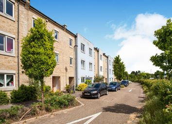 Thumbnail 4 bedroom town house for sale in Iceni Way, Cambridge