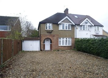 Thumbnail 3 bed end terrace house to rent in Ruxley Lane, West Ewell, Epsom