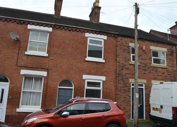 Thumbnail 2 bed town house to rent in Grosvenor Street, Leek