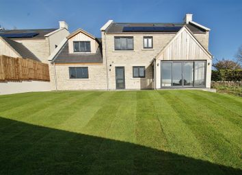 Thumbnail 5 bed detached house for sale in Timsbury Road, Farmborough, Bath