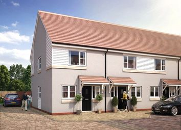 Thumbnail 2 bedroom terraced house for sale in Acland Park, Feniton, Honiton