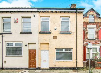 Thumbnail 2 bed terraced house for sale in Dorset Road, Anfield, Liverpool