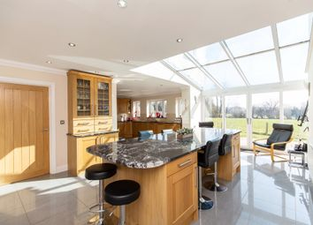 Thumbnail 4 bed detached house for sale in Glascoed, Pontypool