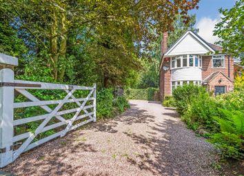 Thumbnail 3 bed detached house for sale in Grindley Lane, Blythe Bridge, Stoke-On-Trent