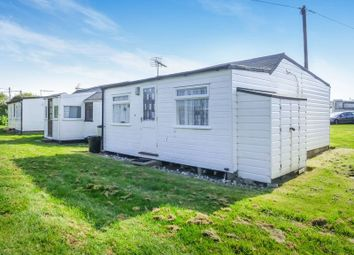 Thumbnail 2 bedroom detached house for sale in Coast Road Chalet Estate, Coast Road, Bacton, Norwich