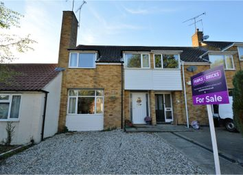 Thumbnail 3 bed terraced house for sale in Ash Green, Billericay