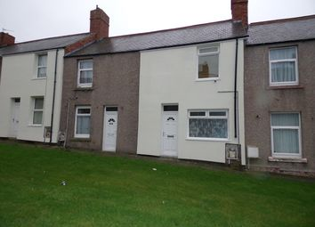 Thumbnail 2 bedroom terraced house for sale in Forth Street, Chopwell, Newcastle Upon Tyne