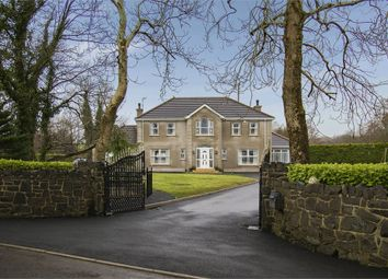 Thumbnail 4 bedroom detached house for sale in Magheramore Road, Garvagh, Coleraine, County Londonderry
