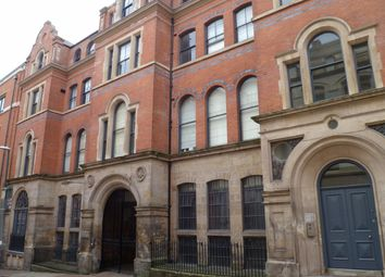 Thumbnail 1 bed flat to rent in Stone Yard Plumptre Street, Nottingham