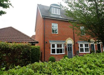 Thumbnail 3 bed semi-detached house for sale in Crocus Drive, Sittingbourne