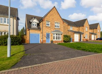 Thumbnail 4 bed detached house for sale in 27 Fieldfare View, Dunfermline