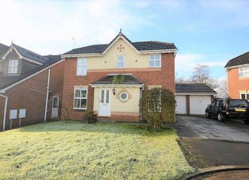Thumbnail 3 bed detached house for sale in 24 Minster Park, Cottam, Preston