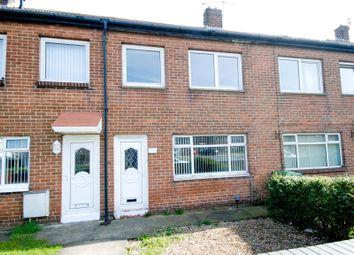 Thumbnail 3 bed terraced house for sale in Fellgate Avenue, Jarrow